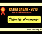 Kathasagar Valuable Commenter